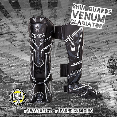 Venum Gladiator 3.0 Shin Guards
