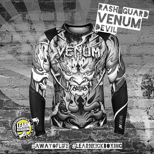 Venum Devil Rashguard (Unisex)