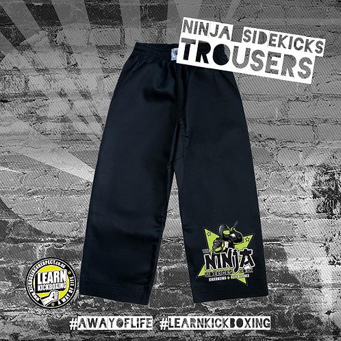 The Ninja Sidekicks Trousers (Juniors)