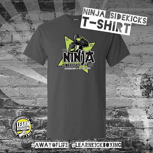 The Ninja Sidekicks T-Shirt (Juniors)