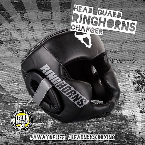 Ringhorns Charger Head Guard (Grey)