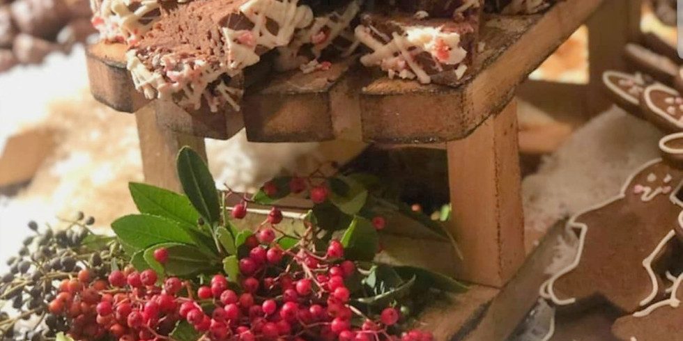 Hers Bakery Christmas Pop Up