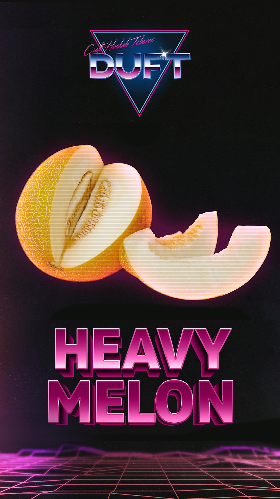 Heavy melon