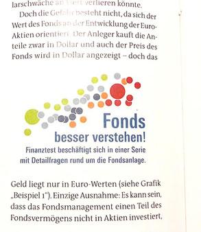 Stiftung Warentest - Finanztest