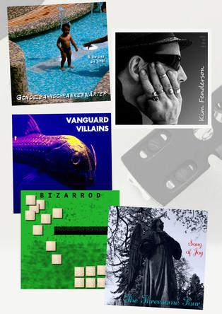 Vinyl-Plattencover