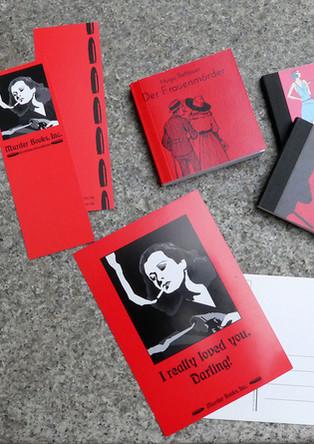 Krimibuchhandlung Murder Books, Inc.