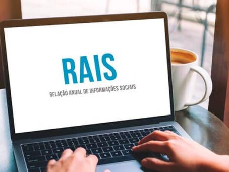 RAIS: prazo de entrega é prorrogado para 30 de abril