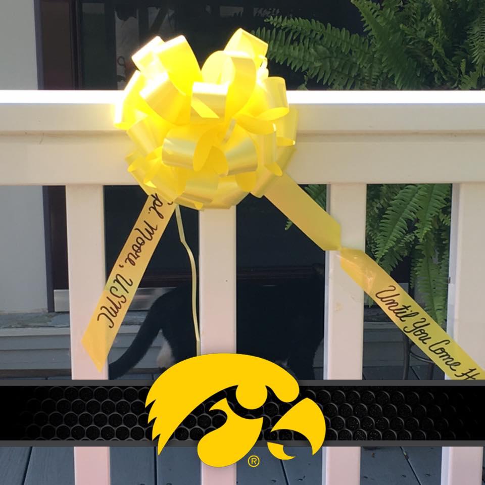 Ribbon in the Hawkeye State