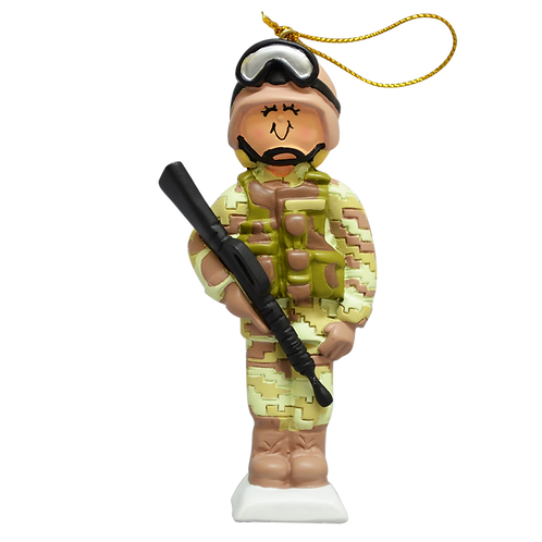 USMC Digi Ornament