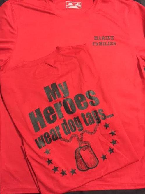 Marine Families Shirt