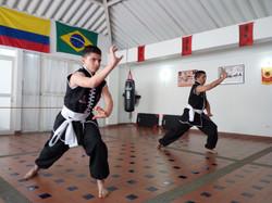 Alumnos Hung Kuen