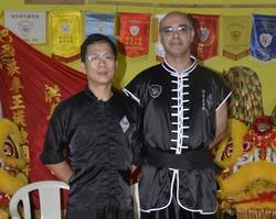 Seminario Hung Kuen para Sifus 2015