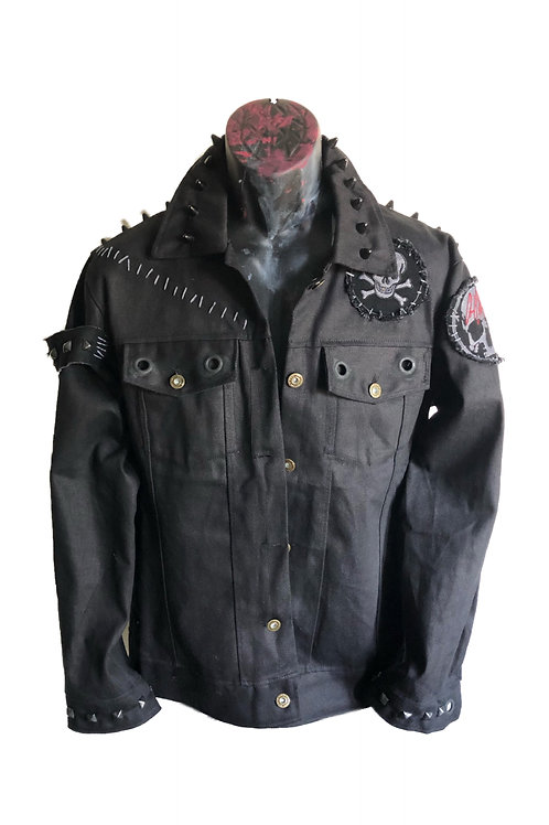 Razor Candy Army Jacket