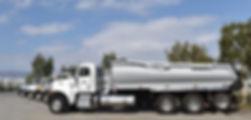 B&D Dump Truck Lineup