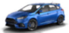 Ford Focus RS Products