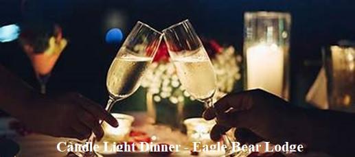 Candle Light Dinner- Surf & Turf -Eagle Bear Lodge