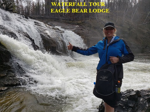 Waterfall Day Tours-Eagle Bear Lodge