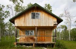 Moose-Cabin