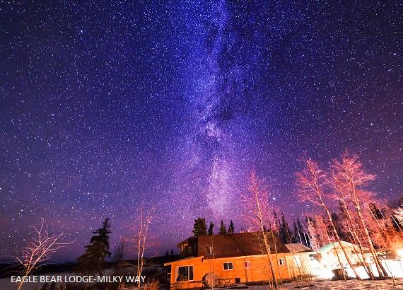 Milky Way and stargazing