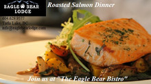 BC Roasted Salmon Dinner