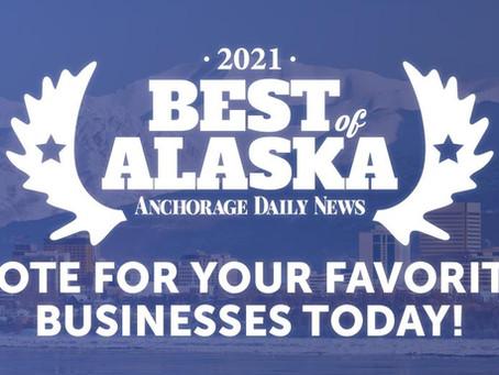 Wahoo! Alaska Dance Theatre is in the Running for Best of Alaska!