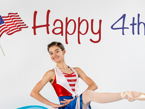Happy 4th & a Holiday Offer!