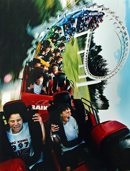 Blind students enjoy Roller Coaster.jpg
