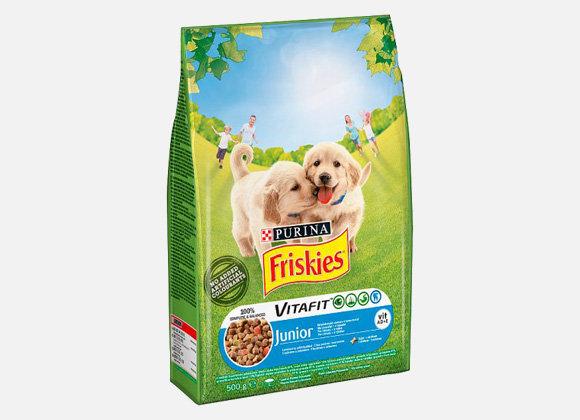 Krmivo pre psov junior Friskies 500g