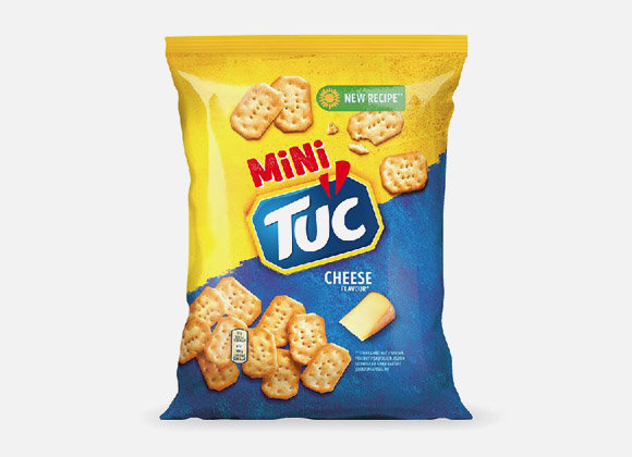 Krekry syrove mini TUC, 100g