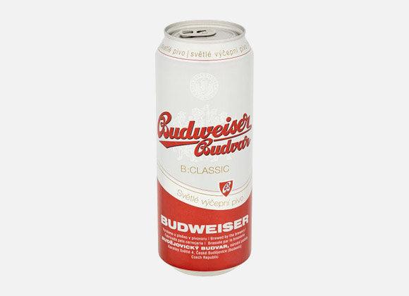 Pivo Budvar plech 500ml