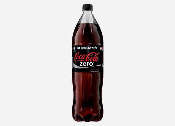 Coca Cola Zero 1,75l