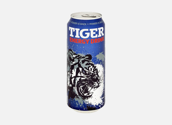 Nápoj energetický Tiger 250ml