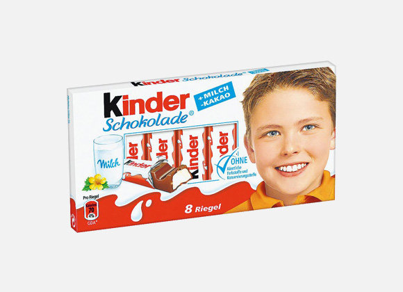 Cokolada Kinder, 100g