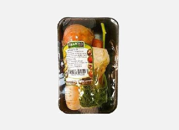 Zeleninová zmes do polievky 400g
