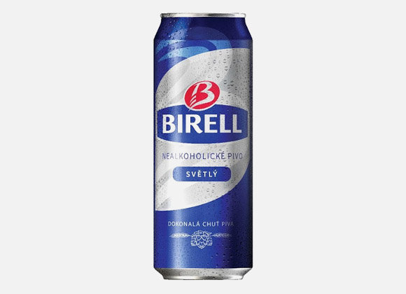 Pivo nealko Birell 500ml