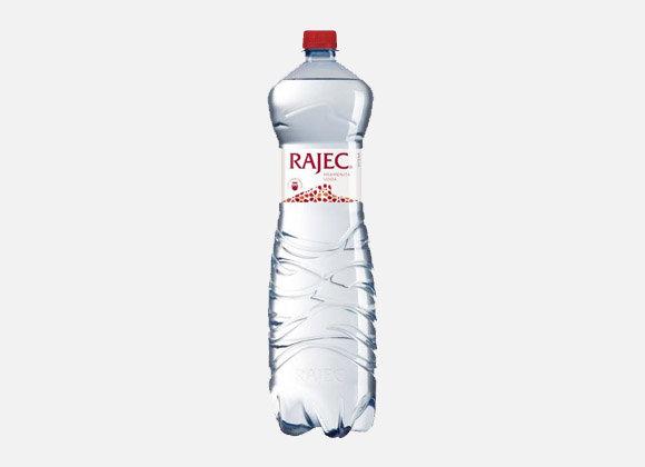 Rajec pramenitá voda sýtená 1,5l