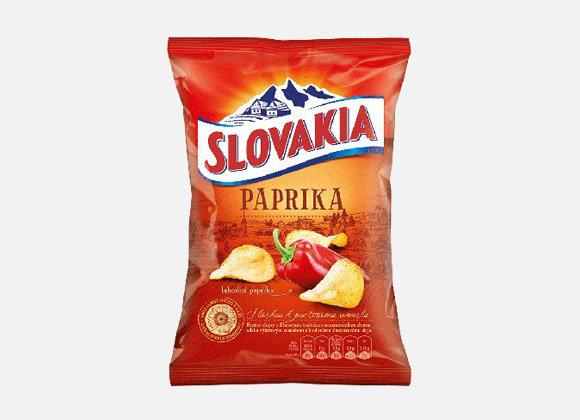 Slovakia Chips paprikové 70 g