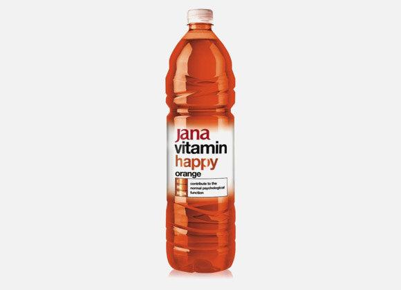 Jana Vitamin Water pomaranč 1,5l