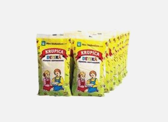 Krupica detská pšeničná dehydrovaná 500g