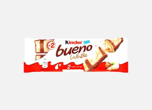 Tyčinka Kinder bueno white 39g