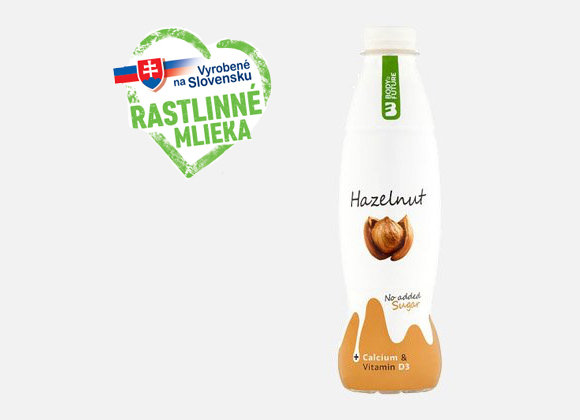 Body&Future hazelnut 750ml