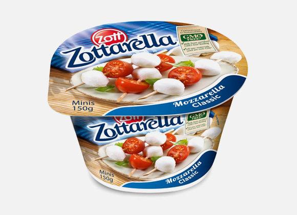 Syr Zott Zottarella minis classic 150g