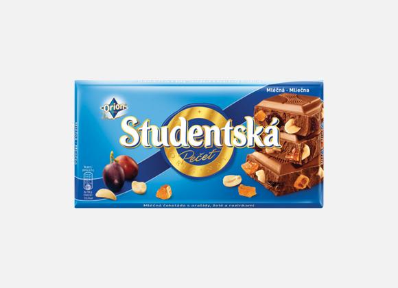 Cokolada stud. pecat Orion, 180g