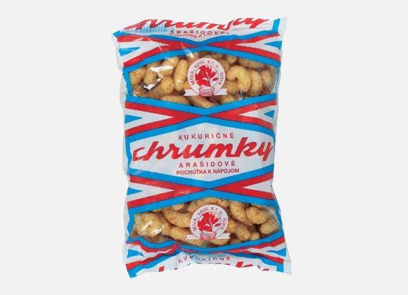 Chrumky arašidové Miva 60g