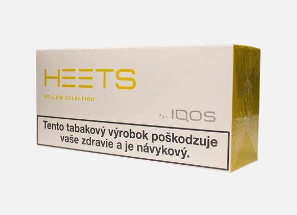 BTV.HEETS 20 KS YELLOW BOX C