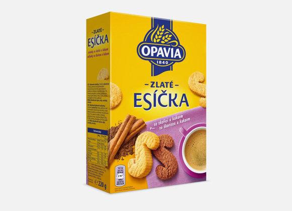Esicka Opavia Zlate 220g