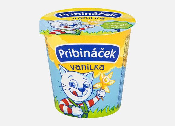 Pribináčik vanilka 125g