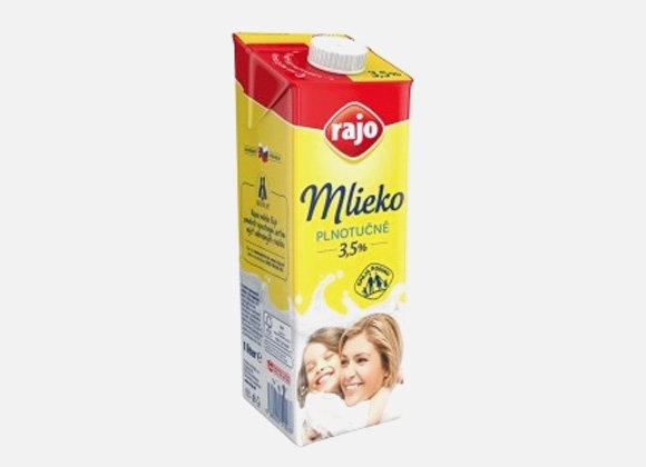 Mlieko Rajo 3,5%, 1l