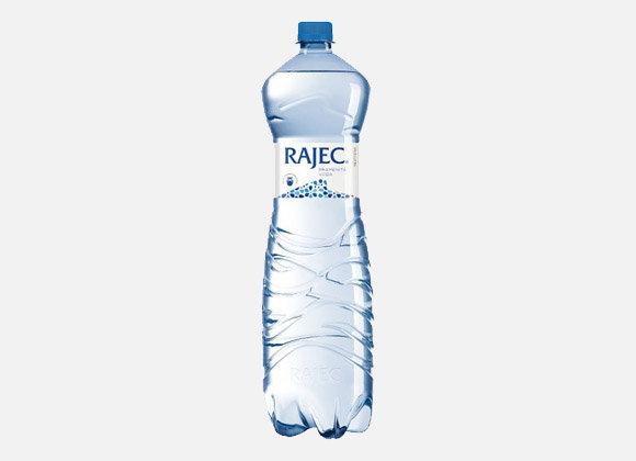 Rajec pramenitá voda nesýtená 1,5l