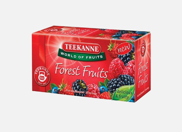 Teekanne WOF Forest Fruits 50g